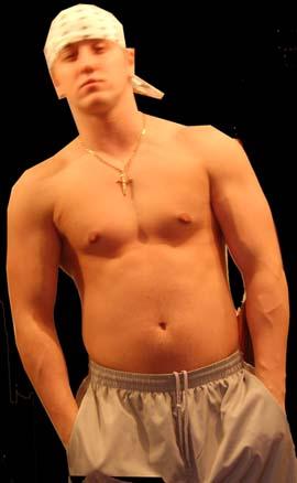 Eminem lookalike - Splitting Images
