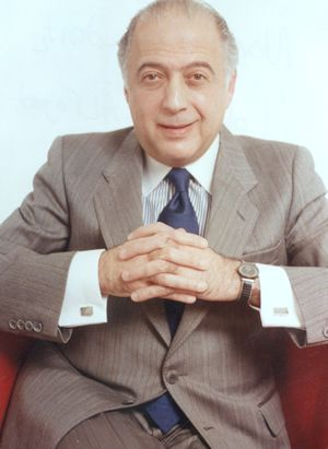 Mohammed Al Fayed Lookalike