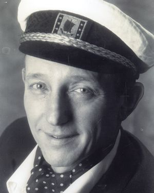 Bing Crosby Lookalike