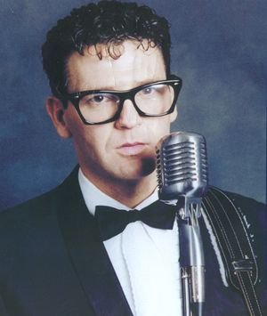 Buddy Holly Lookalike