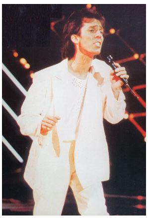 Cliff Richard Lookalike