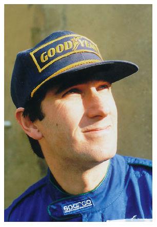 Damon Hill Lookalike