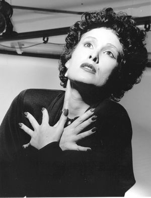 Edith Piaf Lookalike