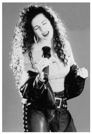 Gloria Estefan Lookalike