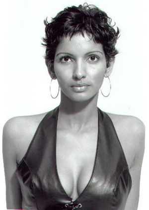 Halle Berry Lookalike