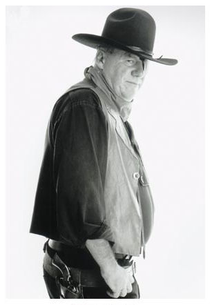 John Wayne Lookalike