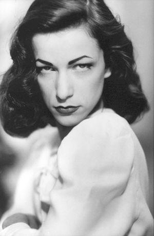 Lauren Bacall Lookalike