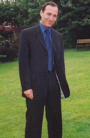 Martin Kemp Lookalike
