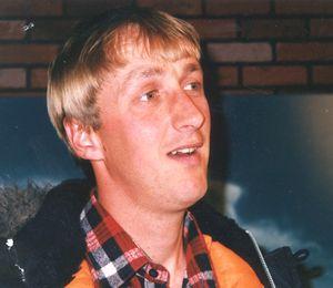 Nicholas Lyndhurst Lookalike
