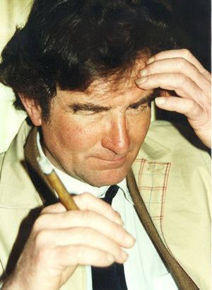 Peter Falk Lookalike