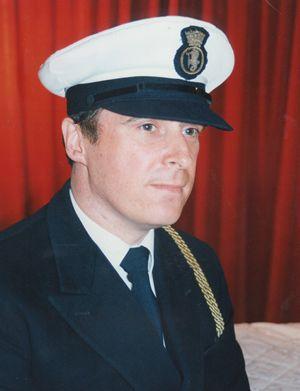 Prince Andrew Lookalike