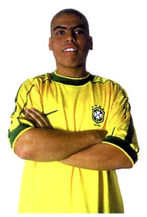 Ronaldo Lookalike
