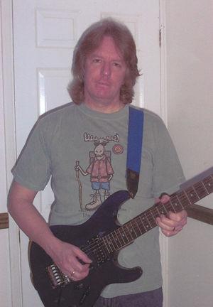 Rick Parfitt Lookalike