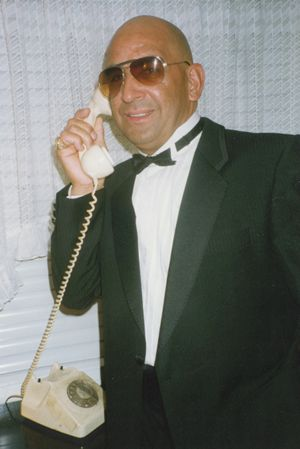 Telly Savalas Lookalike