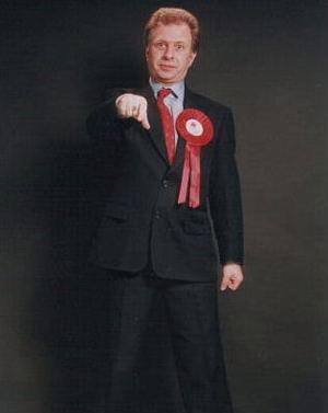 Tony Blair Lookalike