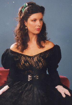 Vivian Leigh Lookalike
